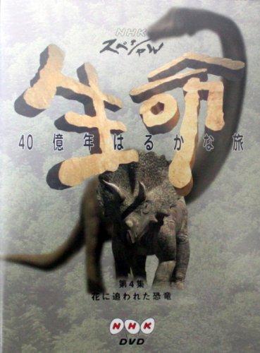 NHKスペシャル 生命40億年はるかな旅 第4話:花に追われた恐竜 [DVD]