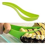Edealing 1 X nouveau gâteau Slicer Fiche Guide Cutter serveur tranche de pain Cuisine Gadget aléatoire