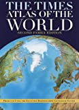 The Times Atlas of the World, Second Family Edition (0812929497) by Times Books