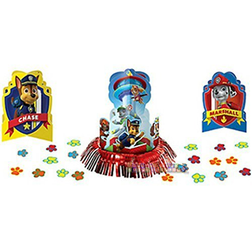 Paw Patrol Table Decorating Kit (23pc)