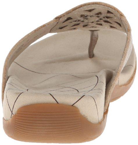 Sanita Women's Candi Flip Flop,Desert,42 EU/10.5-11 M US