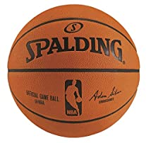 NBA Official On-Court Game Ball