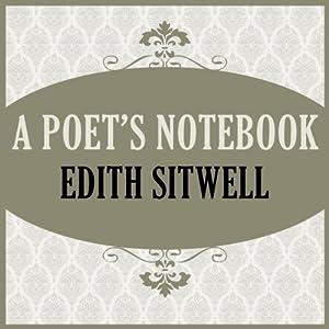 A Poet's Notebook Audiobook