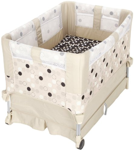 The First Years Up 'n Down 2 in 1 Bassinet to Playard-Tan