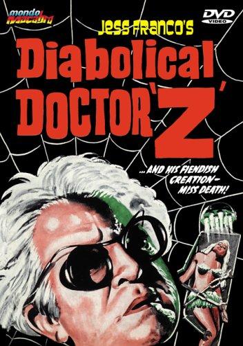 Diabolical Dr Z [DVD] [Region 1] [US Import] [NTSC]