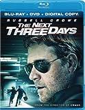 The Next Three Days (Two-Disc Blu-ray/DVD Combo + Digital Copy)