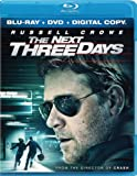 The Next Three Days Blu-Ray
