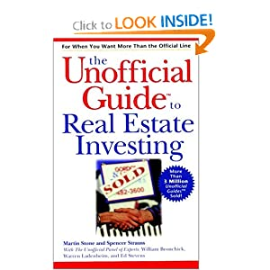 Unofficial Guide Real Estate Investing