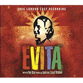 Evita (London Cast Recording/2006)