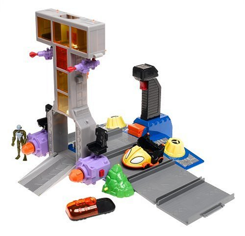 Teen Titan Toy : Melissa and doug gt buy teen titans launch tower playset
