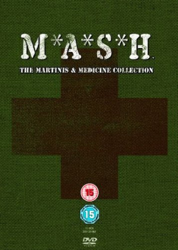 M*A*S*H - The Martinis & Medicine Collection [DVD] [1972]