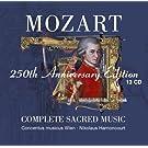 Mozart : Complete Sacred Music