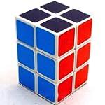 2x2x3 White Cuboid Cube Twisty Puzzle...