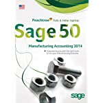 Sage50 Premium Accounting for Manufacturing 2014 US Edition [Download]