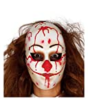 Máscara Killer Clown Face
