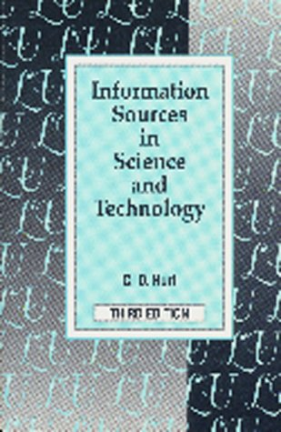 Information Sources in Science and Technology: