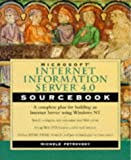 img - for Microsoft Internet Information Server 4.0 Sourcebook (Sourcebooks) book / textbook / text book