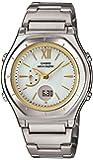 [カシオ]CASIO 腕時計 WAVECEPTOR 世界6局電波対応ソーラー アナデジレディスウォッチ LWA-M160D-7A2JF レディース