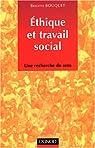 �thique et travail social par Bouquet