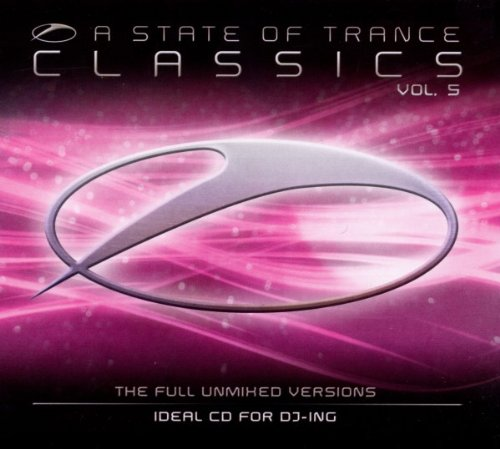 VA-A State Of Trance Classics Vol. 5 The Full Unmixed Versions-4CD-2010-COS INT Download