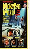 The Adventures Of Buckaroo Banzai [VHS] [UK Import]