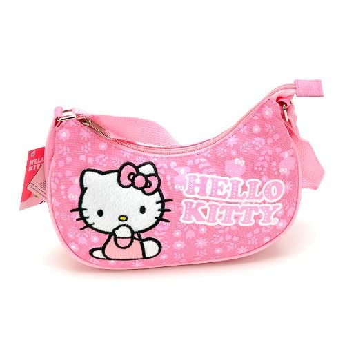 Sanrio Hello Kitty Purse in Sparking Pink