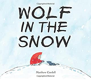 Book Cover: Wolf in the Snow