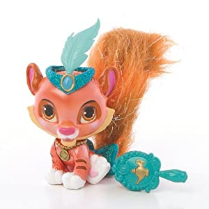 Amazon.com: Disney Princess Palace Pets, Furry Tail Friends Doll ...