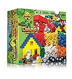 1000 Pieces Deluxe Basic Building Set - Lego Compatible