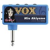 VOX ヘッドフォンアンプ amPlug アンプラグ 「けいおん!」 秋山澪モデル 第2弾カラーバージョン AP-MIO-BL