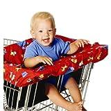 Bilby Original Shopping Cart Cover, Red
