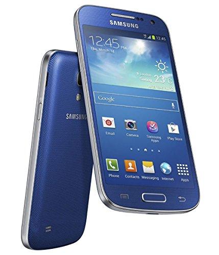 Samsung Galaxy S4 mini GT-i9190 - 8GB - Blue Artic (Unlocked) Intenational Model
