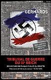 Tribunal de guerre du IIIe Reich : des centaines de Fran�ais fusill�s ou d�port�s