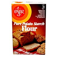 Ener-G Foods Potato Starch Flour, 16-Ounce (Pack of 6) from Ener-G Foods