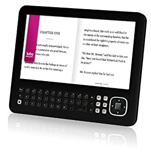 Ematic EBW304B 7-Inch eGlide Reader Pro Wifi E-Book Reader with Android (Black)
