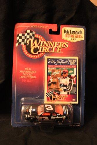 Dale Earnhardt Sr #3 1997 Monte Carlo Lifetime Series - 1
