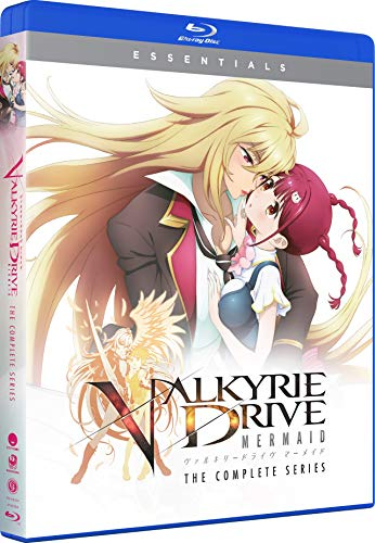 Blu-ray : Valkyrie Drive: Mermaid - Complete Series (2 Discos)