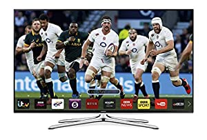 Samsung 48H6200 48-inch Widescreen Full HD 1080p 3D Smart LED TV (Samsung 48H6200 with No Freeview HD - EU Version)