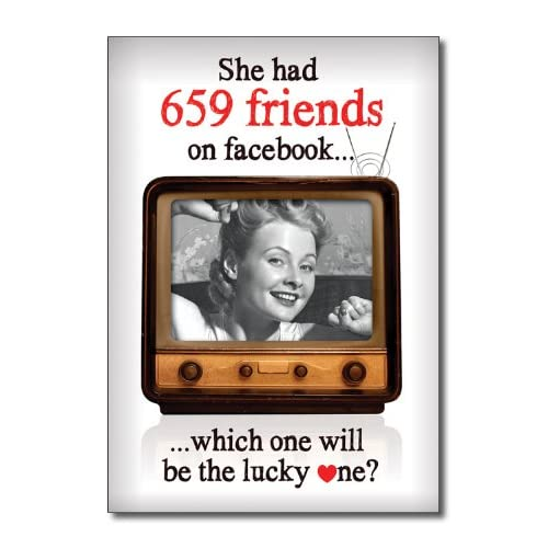 Funny Valentines Day Card Facebook Friends Humor Greeting Ron Kanfi