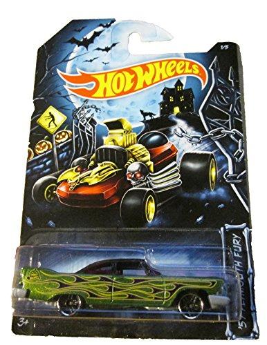 Hot Wheels - Happy Halloween 2014 - '57 Plymouth Fury - 1