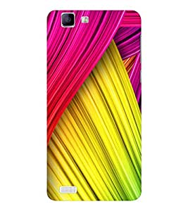 EPICCASE Rainbow madness Mobile Back Case Cover For Vivo X 3s (Designer Case)