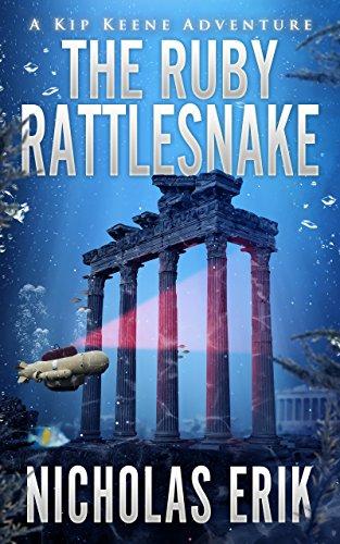 The Ruby Rattlesnake by Nicholas Erik