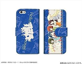 ハロー!!きんいろモザイク ダイアリースマホケース for iPhone6