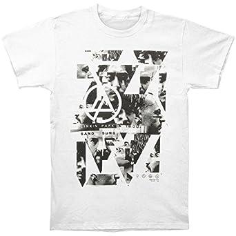Linkin Park Men's Angels T-shirt Small White