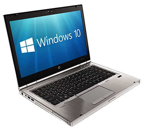 Hp elitebook 8470p 14 inch notebook silver intel i5 3320m 8 gb ram 320 gb hdd windows 10 certified refurbished
