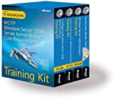 img - for MCITP Self-Paced Training Kit (Exams 70-640, 70-642, 70-646): Windows Server  2008 Server Administrator Core Requirements: Exams 70-640/642/646 (PRO-Certification) book / textbook / text book