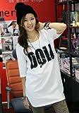 大きいサイズ DOLLロゴ ロングTシャツ XL