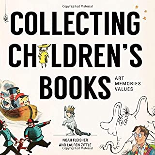 Book Cover: Collecting Children's Books: Art, Memories, Values