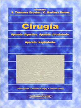 Cirugia - Aparato Digestivo-Circulatorio-Respirato (Spanish Edition