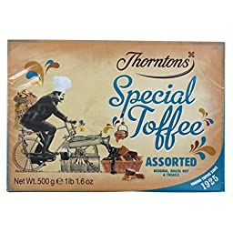 Thorntons\' Special Toffee - 17.6oz (500g)